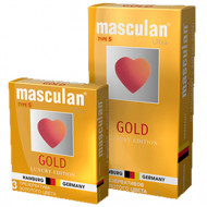 Masculan Gold Luxury Edition